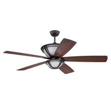 Moulin Ceiling Fan with Light