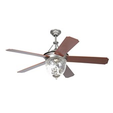 Cavalier Ceiling Fan with Light