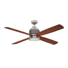 Metron Ceiling Fan with Light