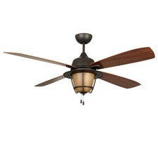 Morrow Bay Indoor / Outdoor Ceiling Fan with Light