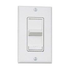 CM-3SSC 3 Speed 3 Way Wall Control with Preset