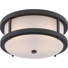 Willis Outdoor Ceiling Flush Light