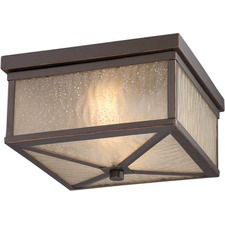 Haven Outdoor Ceiling Flush Light