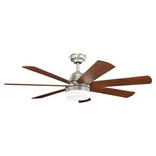 Ellys Ceiling Fan with Light