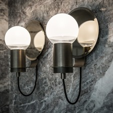 Solitario Small Flood Wall Light