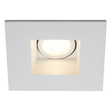 R3-508 3 Inch Square Baffle Lensed Shower Trim