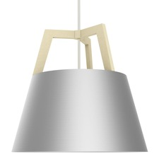 Imber Rigid Stem Pendant Without Diffuser