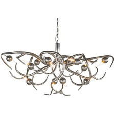 Eve Oval Chandelier