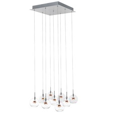 Starburst 9 Light Suspension