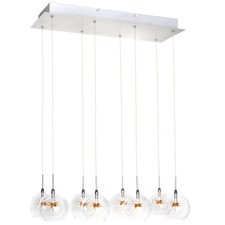 Starburst 8 Light Suspension