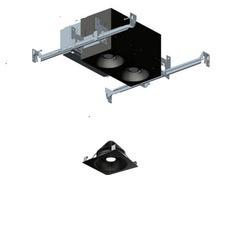 1X2 Flangeless Open Adj Non-IC 2-Light Housing 40Deg 90CRI