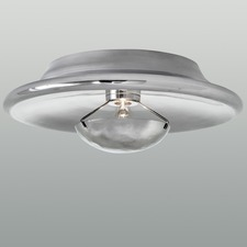 Mercury Ceiling Light Fixture