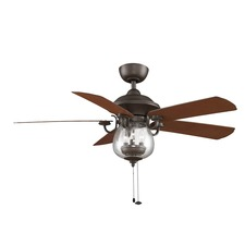Crestford Ceiling Fan with Light