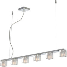 Blocs 6 Light Suspension