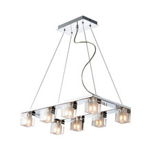 Blocs 8 Light Suspension