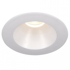 Tesla LED 3.5 Open Reflector Downlight Trim 28 Deg 85CRI