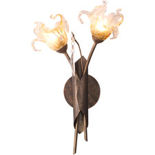 Bloom 2 Light Wall Sconce