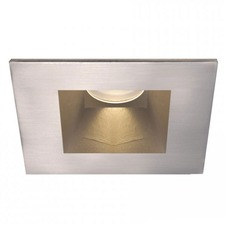Tesla LED 3.5 Square Open Reflector Trim 15 Deg 85CRI
