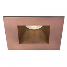Tesla LED 3.5 Square Lensed Shower Trim 85CRI