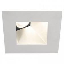 Tesla LED 3.5 Square 30-45 Adj Trim 50 Deg 90CRI