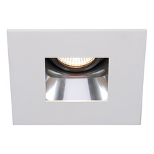 4 Inch Square Recessed Adjustable Trim