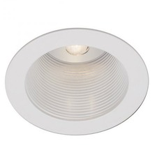3 inch LEDme Step Baffle Downlight Trim