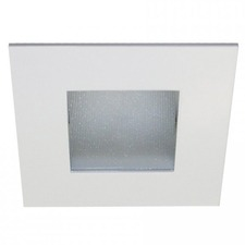 LEDme 3 Inch Square Recessed Shower Trim