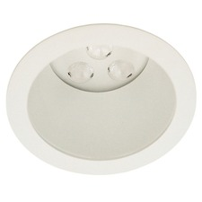 LEDme 4 inch Round Open Reflector Downlight Invisible Trim