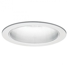 R600 6 inch Downlight Trim with Baffle