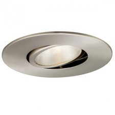 R600 6 inch Gimbal Ring Adjustable Downlight Trim