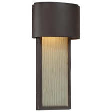 Everton Long Outdoor Dark Sky Wall Light