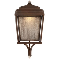 Astrapia II Outdoor Pocket Wall Light