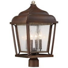 Astrapia II Outdoor Post Light