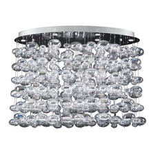 Bubble Oval Ceiling Light Fixture