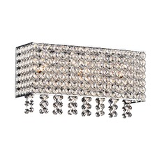 Alexa Rectangular Bathroom Vanity Light