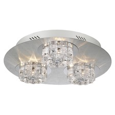 Ice Age Ceiling Light Fixture