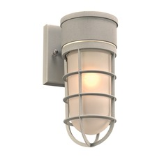 Cage Outdoor Ceiling Light Fixture