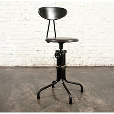 V19R-B Adjustable Stool