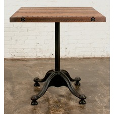 VR42 Square Bistro Table