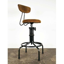 Buck Adjustable Stool