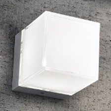 Dice Halogen Wall / Ceiling Light Fixture