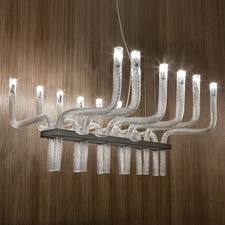 Stardust Rectangluar Chandelier
