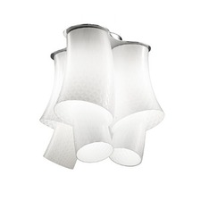 Assiba 6 Ceiling Flush Light