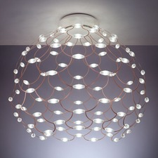 Lamoi Ceiling Semi Flush Light