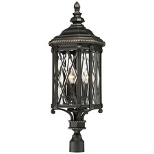 Bexley Manor Outdoor Post Light