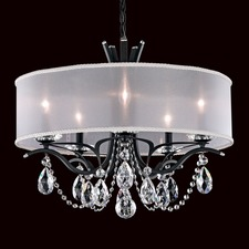 Vesca Shaded Chandelier