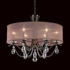Vesca Shaded Chandelier 8305 Chandelier