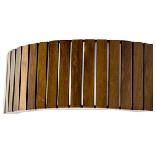 Slatted Horizontal Wall Light