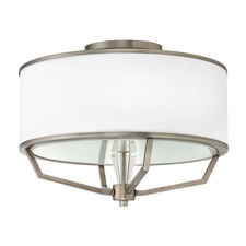 Larchmere Semi Flush Ceiling Light