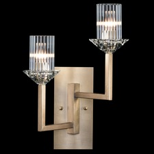 Neuilly 2 Light Left Facing Wall Light